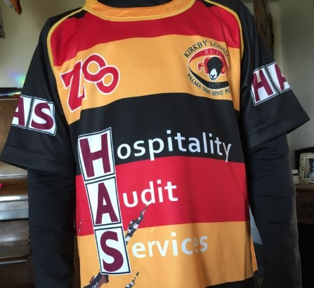 Hospitality Audit Services KLRUFC Sponsorship